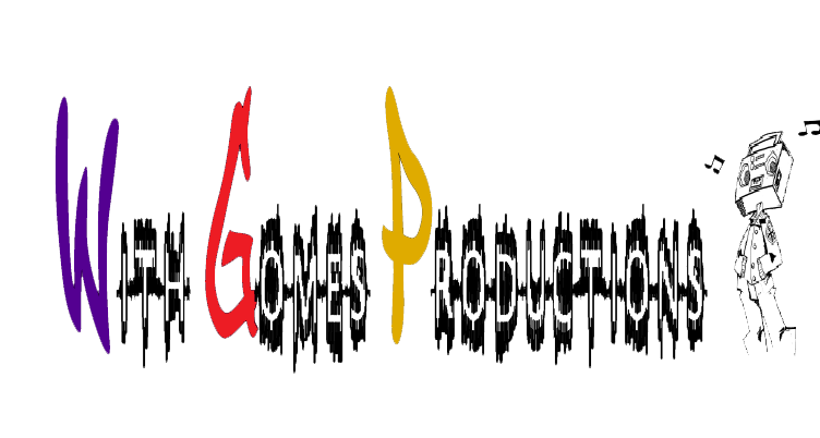 With Gomes Productions Retina Logo