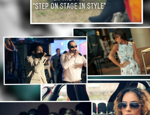 "In the Mix: ""Step On Stage In Style"""