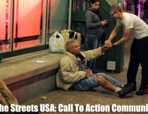 """Feed The Streets USA: Call To Action Community Film"""