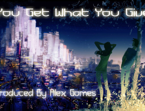 """You Get What You Give"" Instrumental (Beat), Produced By Alex Gomes"