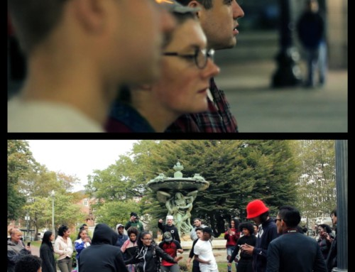 """Behind The Scenes: """"Feed The Streets USA: Call To Action Community Film"""""""