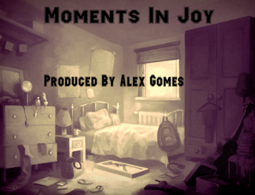"""Moments In Joy"" Instrumental (Beat), Produced By Alex Gomes"
